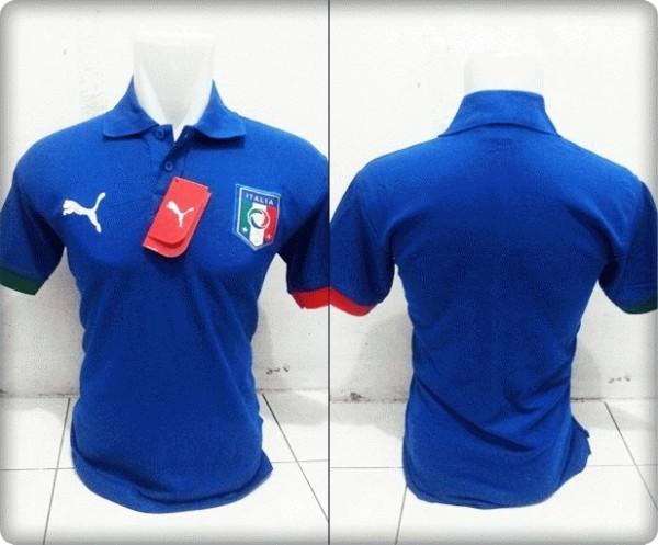 Jual Kaos Polo Italia 2014