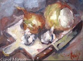 """""""Untitled"""" by artist Carol Mariott."""