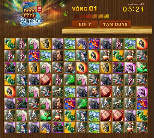 """VNG ra mắt ứng dụng """"độc"""" Ngọa Long PK 1"""