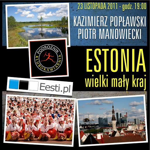 Estonia - mały, wielki kraj