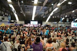 2015-03-11 Encuentro de Mujeres- Berazategui