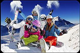 Esquí Pirineo Aragonés para grupos estudiantes 4 ó 5 días