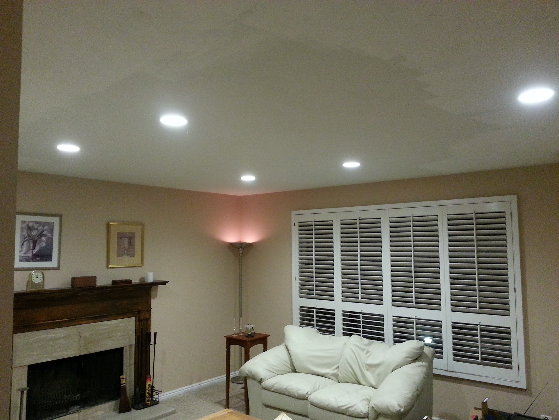 Electrical Using New Construction Recessed Light Housing For Remodel Home