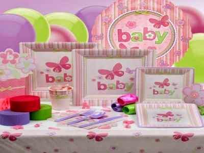 Elijiendo 1 tema para un baby shower