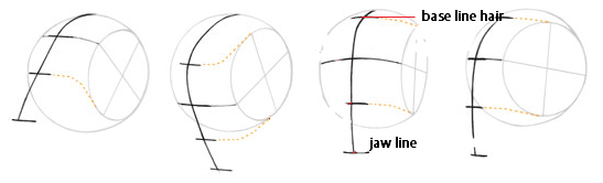 how to draw a fist facing down