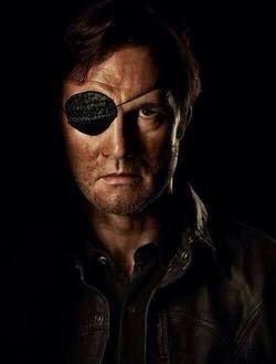 El Gobernador - Walking Dead