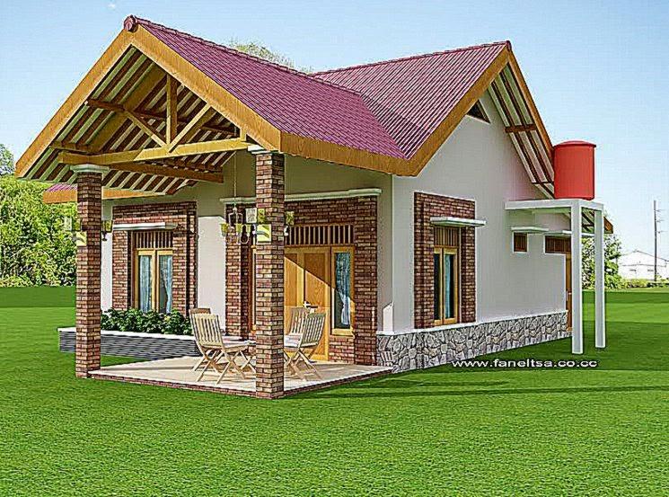Design Rumah Sederhana Gallery Taman Minimalis