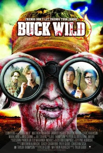 Poster Of English Movie Buck Wild (2013) Free Download Full New Hollywood Movie Watch Online At Alldownloads4u.Com