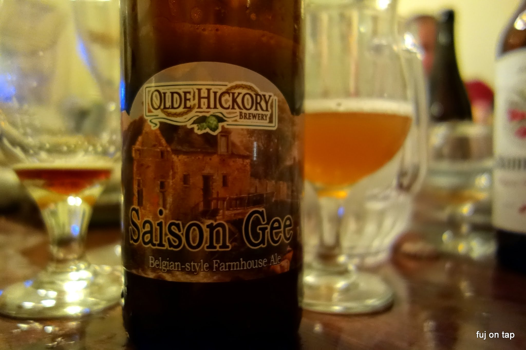 Olde Hickory Saison Gee