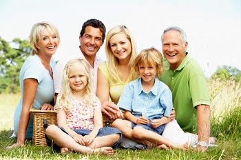 Семья и род