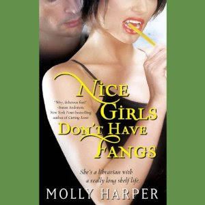Audiobook Review: Nice Girls Don't Have Fangs by Molly Harper