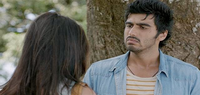 Screen Shot Of Hindi Movie Finding Fanny (2014) Download And Watch Online Free at Alldownloads4u.Com