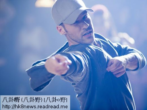 《3D舞力對決2》融入中國功夫,獨創「醉拳街舞」。(圖/公關照)