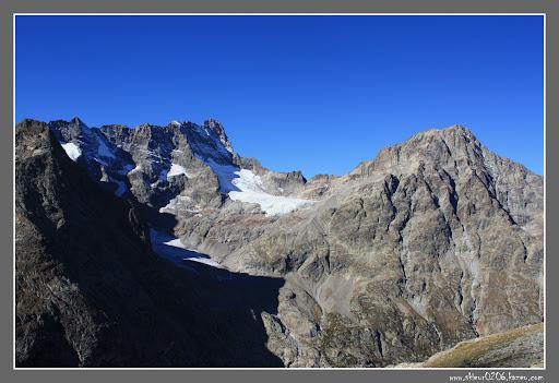 Glacier de la Muande - Le suivi