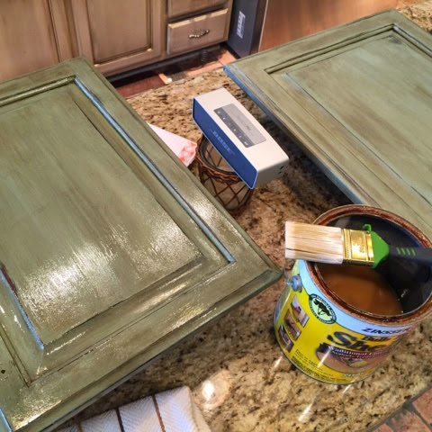 Crafty Southern Mama Painted Kitchen Island In Annie