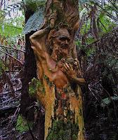 γλυπτό,δεντράνθρωπος,κρόνιος,Cronian,tree man, sculpture