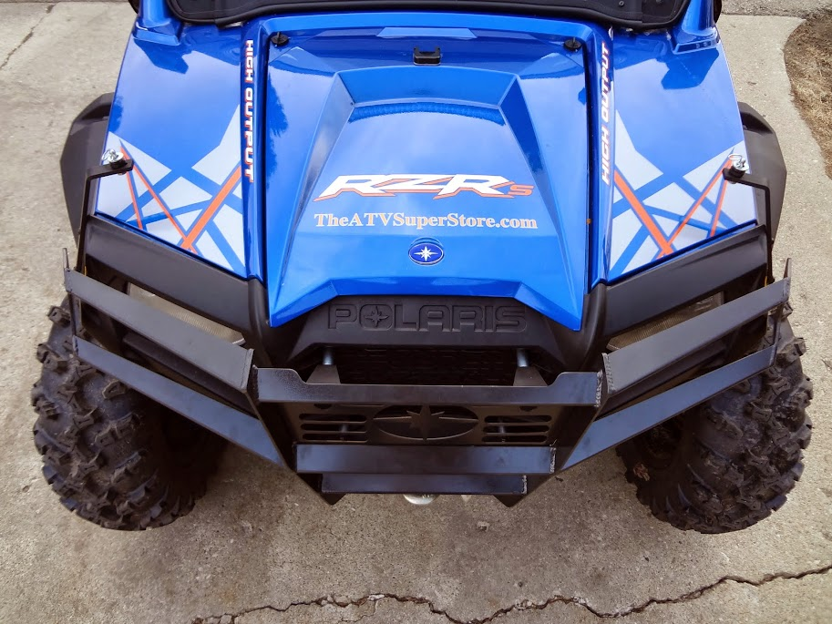 Say Hello To Our All New Viking Rzr Brush Guard