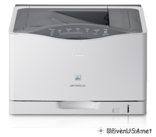 download Canon LBP9100Cdn printer's driver