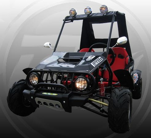 125cc Offroad Dune Buggy Jeep