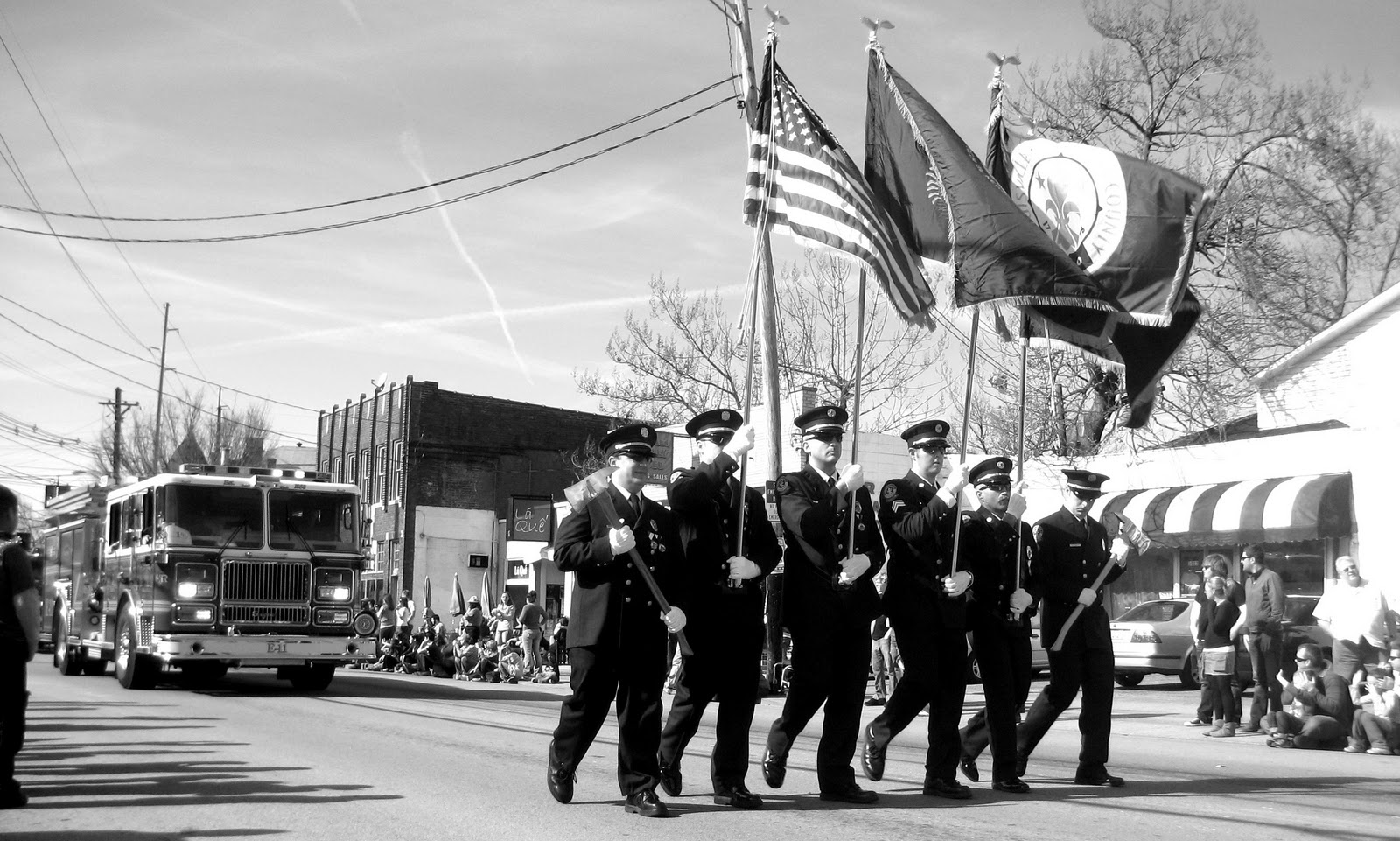 Review of the Louisville St. Patricks Day Parade By: Stephanie ...