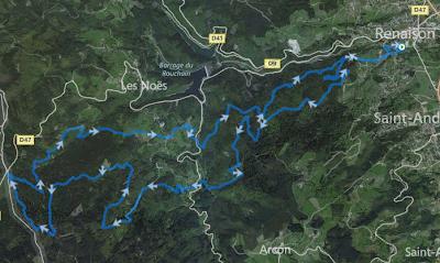 Trail de la Côte Roannaise