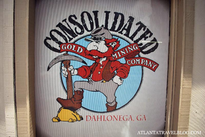 Далонега - золотая лихорадка в Джорджии