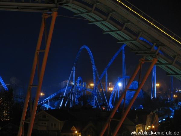 Die Bluefire