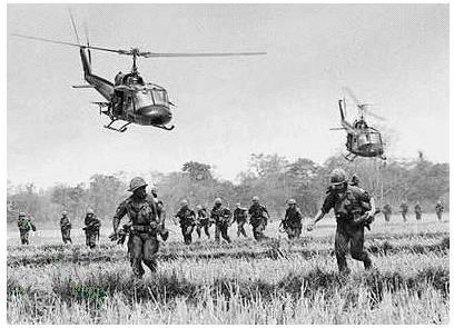 El Pasado Del Tiempo La Guerra Del Vietnam Entre La Guerra Fr A Y