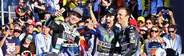 Mundial Moto GP: Jorge Lorenzo campeón MotoGP 2015