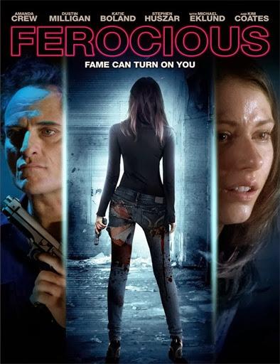 Poster de Ferocious