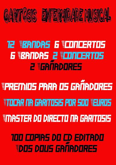 I Concurso de bandas