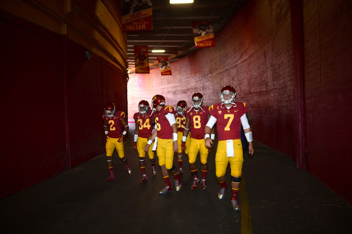 USC takes the field against Hawaii