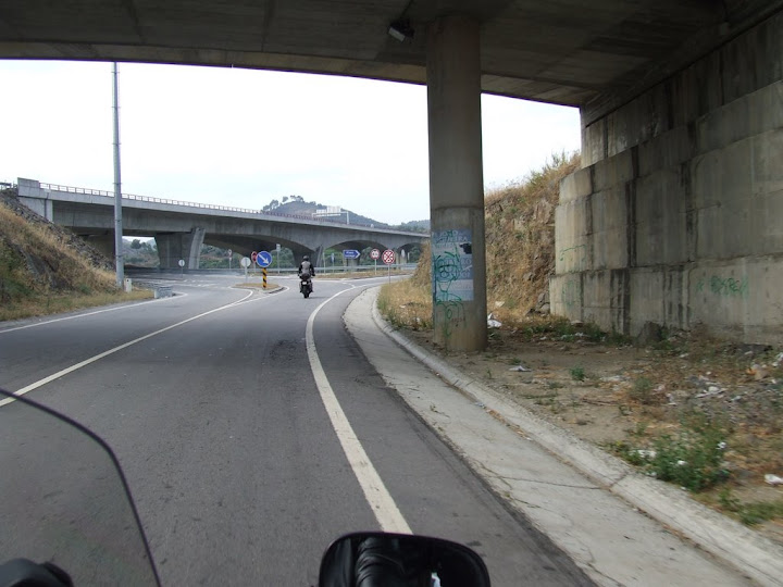 Indo nós, indo nós... até Mangualde! - 20.08.2011 DSCF2297