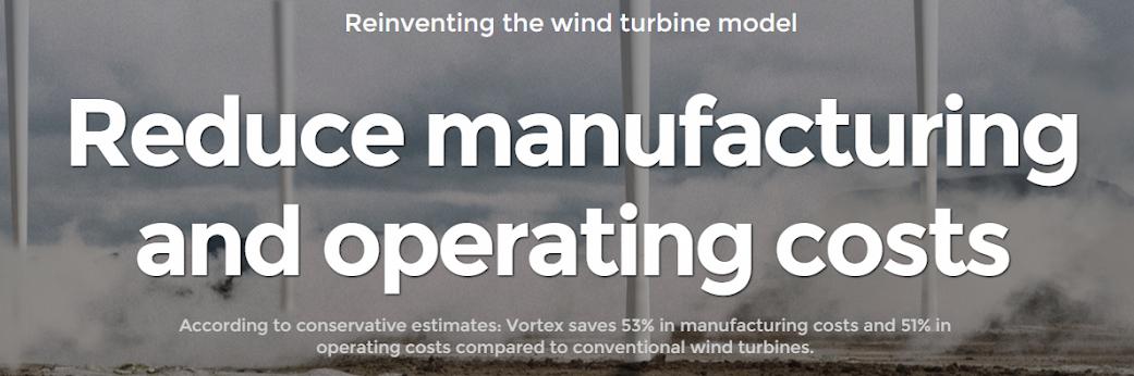 vortex turbine