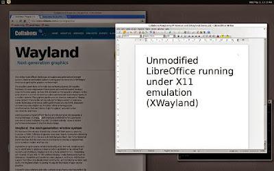 Raspberry Pi comienza a remplazar X por Wayland
