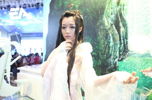 Những bộ ảnh cosplay ấn tượng tại Chinajoy 2012 11