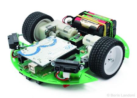 Arduino based Sumo Robot