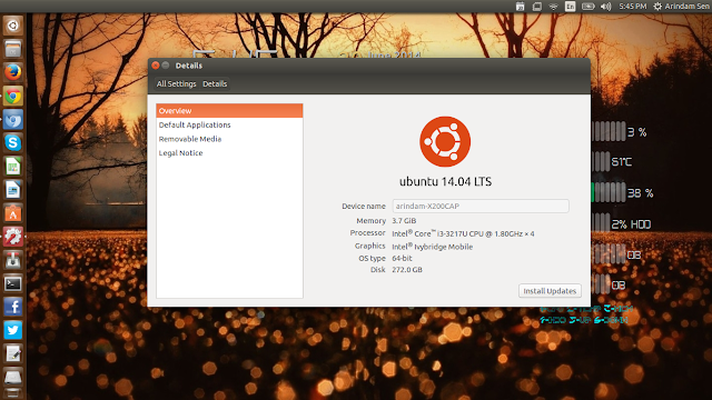 Linuxed - Exploring Linux distros: Ubuntu on Touch Screen
