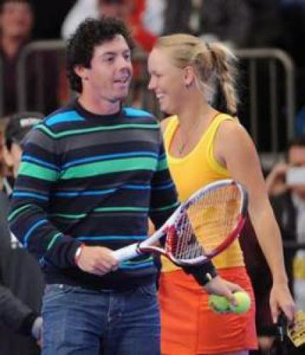 Rory Mcilroy Dating Caroline Wozniacki