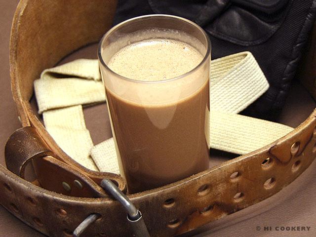 Chocolate Milkshake Power Drink
