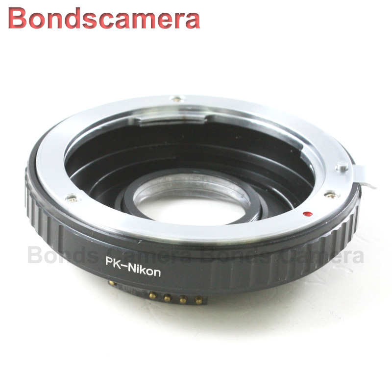 Details about AF Confirm Pentax K PK Mount Lens to Nikon F Camera Optical  Adapter D750 D5200