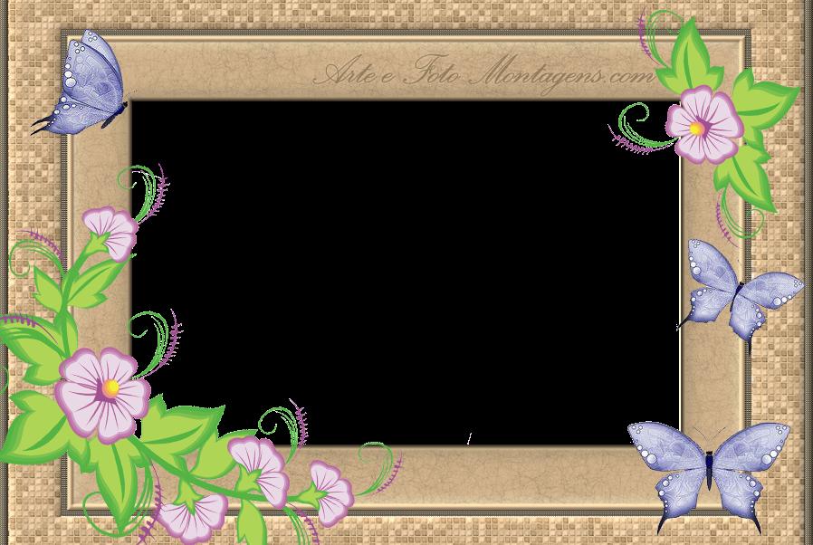 quadro-pastilhas-flores-borboletas