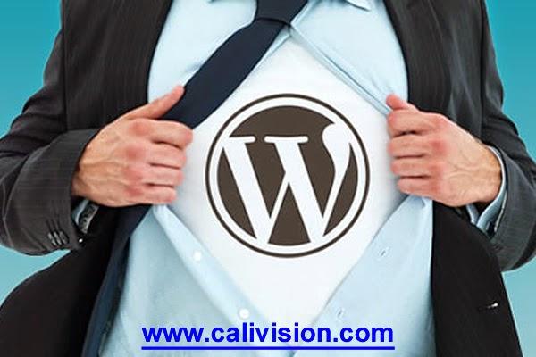 WordPress para sitios web de negocios