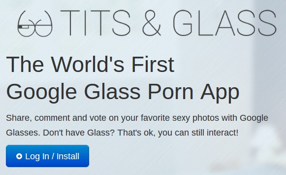 Tits & Glass