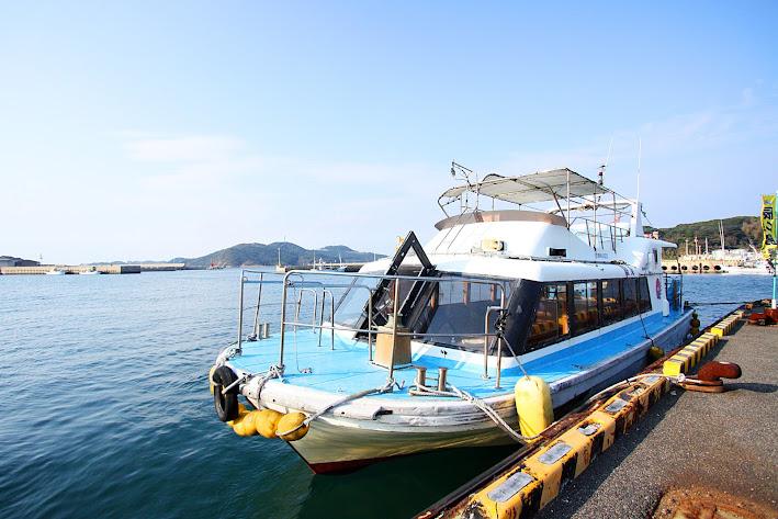辰の島渡船