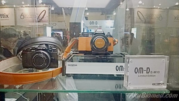 kamera olypus om-d edisi khas