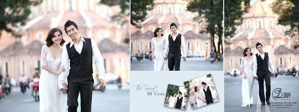 Album hình cưới đẹp hương sắc mùa xuân