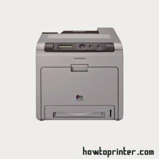 instruction adjust counters Samsung clp 620nd printer