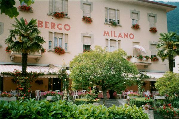 Idro Albergo milano, Via Trento, 35, 25074 Idro BS, Italy
