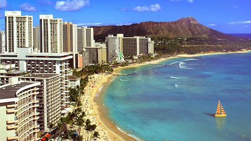 View of Waikiki and Diamond Head, Oahu, Hawaii.jpg